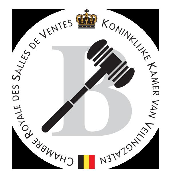 Logo - Koninklijke Belgisch-Luxemburgse Kamer der Veilingzalen